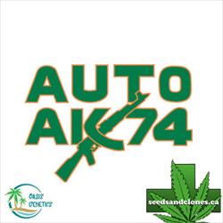 Auto AK74 Seeds